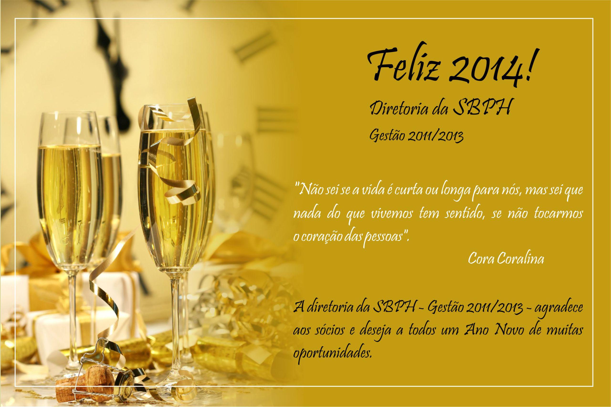 cartao de ano novo sbph SITE
