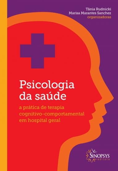 CAPA LIVRO PSICOLOGIA SAUDE HOSPITAL TCC