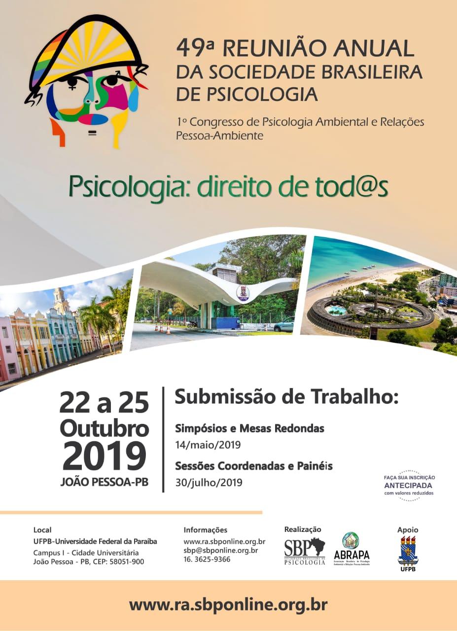 1 congresso de psicologia ambiental
